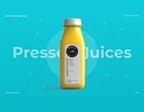 Pressed Juicery online store