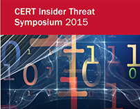 CERT Insider Threat Symposium 2015