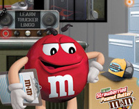 M&M'S Transformers