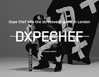 "Online store ""Dope Chef"""