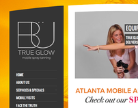 True Glow Mobile Spray Tanning