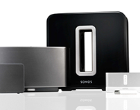 Sonos Wireless WiFi Systems