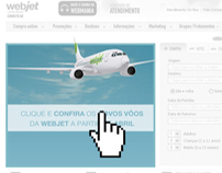 WebJet Airlines | Freelancer