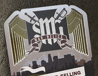 SMG - logo & business card