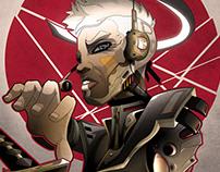 Blade2019 - Vector artwork by Wam2019