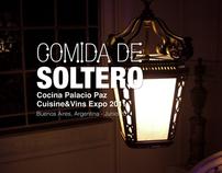 Comida de Soltero 3 (Cuisine&Vins Expo 2011)