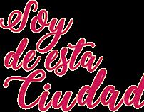 animación -SOY DE ESTA CIUDAD -José Delgado