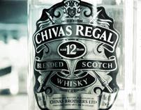 CHIVAS REGAL TYPO