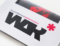 Wall Art Rockers Promotional Literature