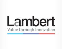 Lambert Corporate Identity