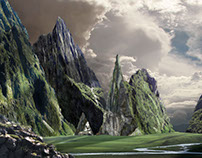Matte Painting: First Work