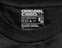 Original Cred. T