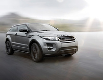 Evoque Special Edition with Victoria Beckham