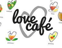 Love Café Icons