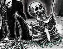 Rise (Necromancer + Cruel)