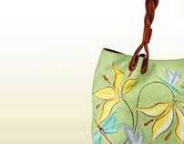 Hidesigns Limited Edition Handpainted Bags