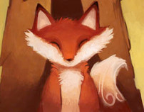 The Fox Child - Concept Art
