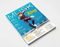 MUSK Magazine cover