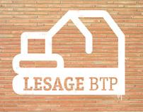 Logo Lesage BTP