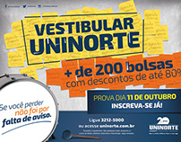 Vestibular UniNorte - Post it