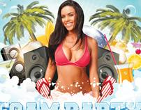 Foam Party - Flyer Template
