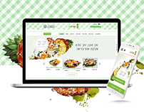 Fruit basket ECommerce Website