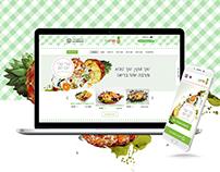 Fruit basket ECommerce Website