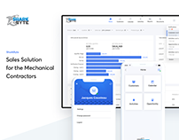 SharkByte - CRM for Service Contractors