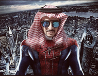 The Saudi Spider-Man