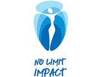 No Limit Impact   Logo Concept