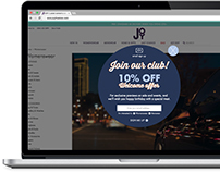 JOY - CRM Data Capture Campaign
