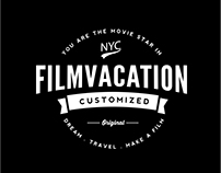 Filmvacation logo design