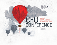 CFO Conference Event Branding