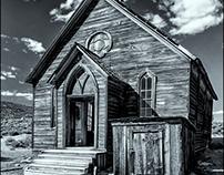 Little Wooden Church