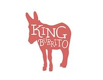 King Burrito Rebrand