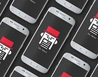 App Icon Mobile Graphic News