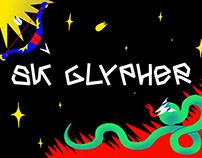 SK Glypher — Free Font