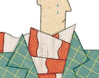 Płaszcze, dresy i formy pośrednie