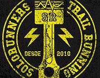 Logo para la sección de Trail Running de Solorunners