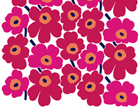 Marimekko Arabic logo adaptation