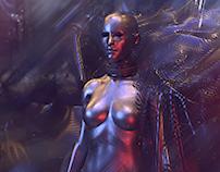 Invasion - Adobe Dimension project