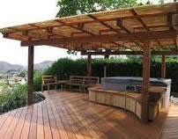 Decks, Patio Cover's