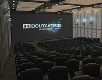 Dolby. Atmos platform launch
