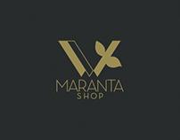 Maranta Shop - BRANDING / DESARROLLO DE MARCA