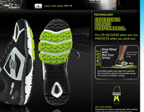 Fitness Product Landing Pages