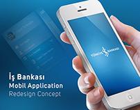 İş Bankası Mobil Application