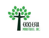 Ekklesia Ministries Logo
