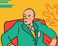 Trescuentos - Jorge Luis Borges / ePub & Landing Page