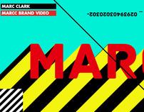 Marc Clark Brand Video