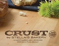 Crust by Stella's Bakery